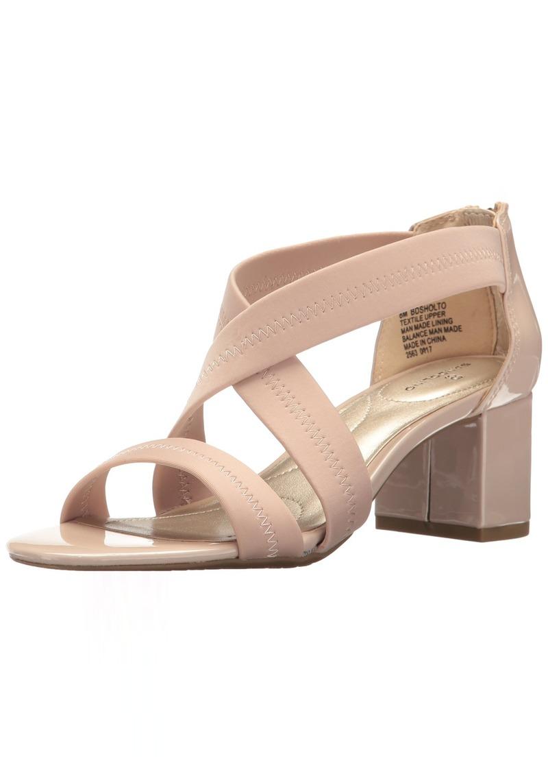 Bandolino Women's Sholto Heeled Sandal   M US