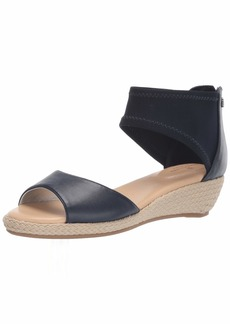 Bandolino Footwear Women's Sidney Wedge Sandal