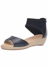 Bandolino Women's Sidney Wedge Sandal   Medium US