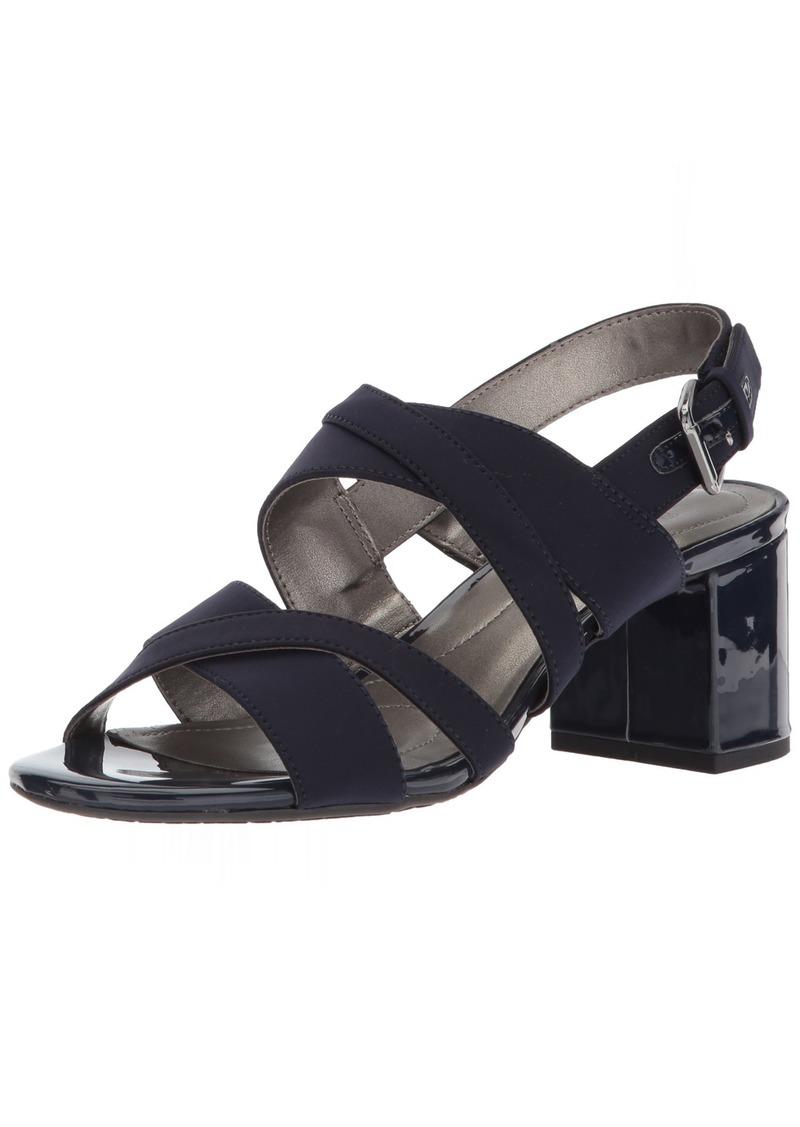 Bandolino Women's STEPA Heeled Sandal   M US