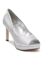 Bandolino Brayden Peep Toe Platform High Heel