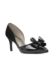 Bandolino Bow Stiletto Pumps