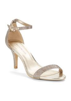 Bandolino Madia Glitter Fabric Sandals