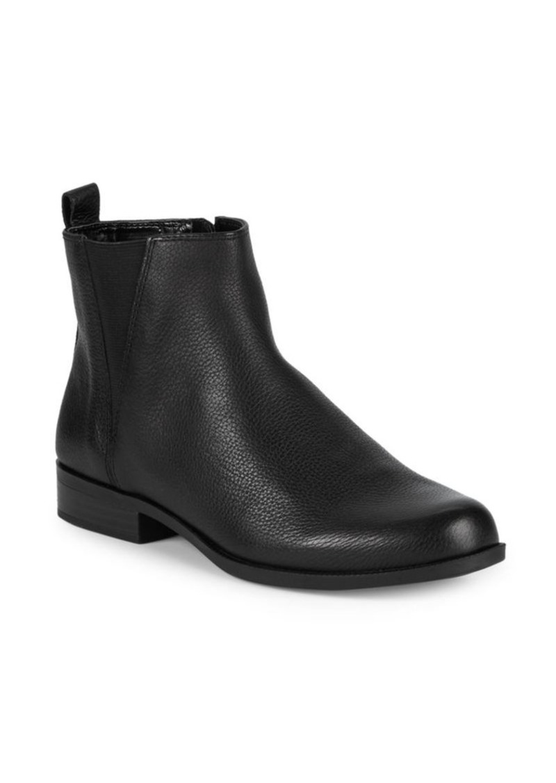 Bandolino Pebbled Leather Booties