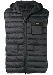 Barbour Ouston quilted gilet