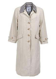 Barbour x Alexa Chung Glenda Gingham Collar Jacket