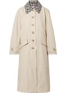 Barbour Alexachung Glenda Cotton-blend Coat