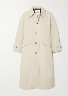 Barbour Alexachung Julie Belted Gabardine Coat