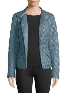 Barbour Anni Diamond-Quilted Jacket