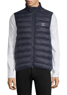 Barbour Askham Gilet Quilted Cotton Vest