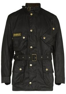 Barbour B. International original waxed jacket