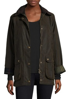 Barbour Acorn Wax Cotton Jacket