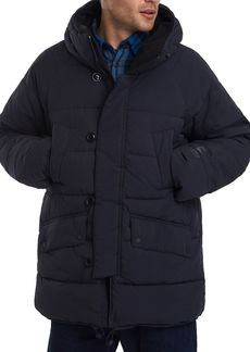 Barbour Alpine Quilted Parka