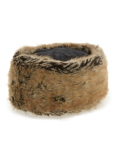 Barbour Ambush Faux Fur Hat