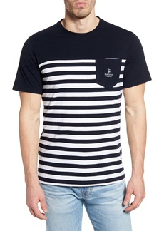 Barbour Ammon Stripe T-Shirt