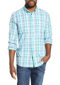 Barbour Ampthill Plaid Performance Shirt