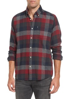 Barbour Angus Tailored Fit Check Twill Shirt