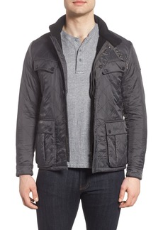 Barbour 'Ariel' Regular Fit Polarquilt Coat