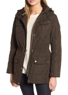Barbour 'Arrow' Quilted Anorak
