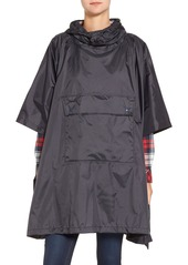 Barbour 'Astern' Packable Hooded Poncho