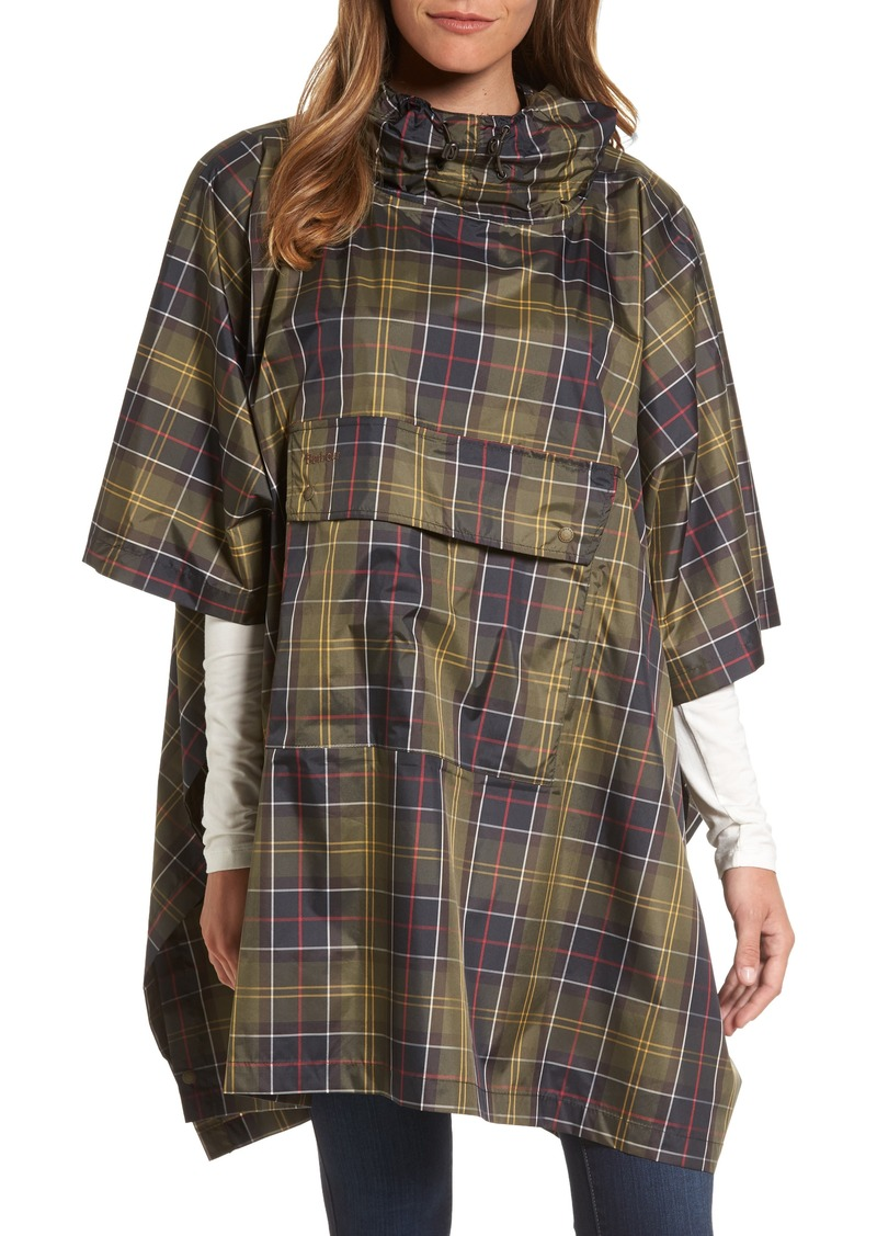 On Sale Today Barbour Barbour Astern Waterproof Hooded Poncho