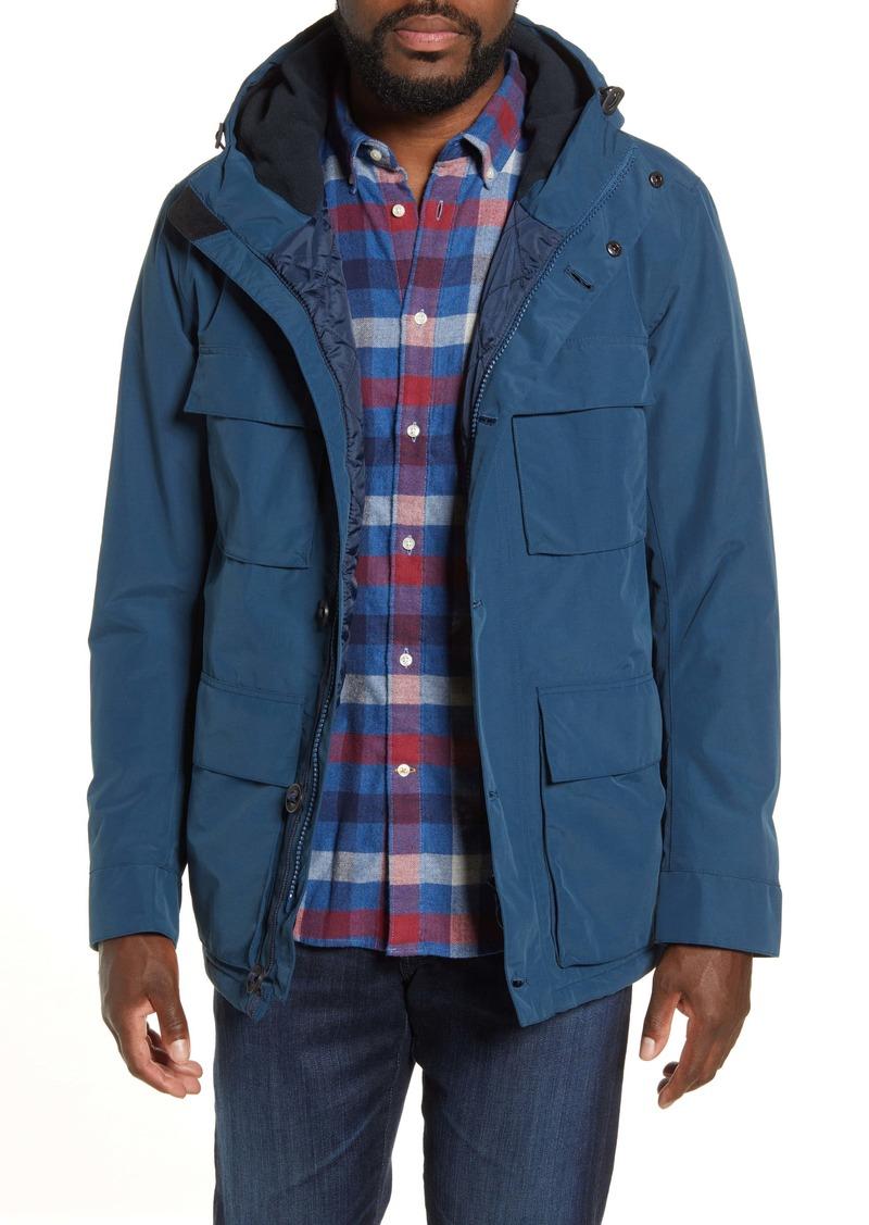 Barbour Aurore Waterproof Hooded Jacket
