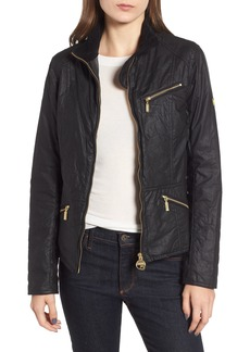 Barbour Backmarker Water Resistant Waxed Cotton Jacket