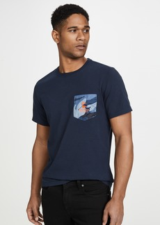 Barbour Barbour Ocean Camo Pocket T-Shirt