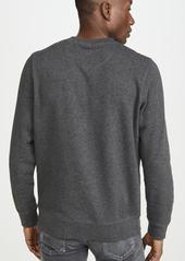 Barbour Barbour Prep Logo Crew Neck Sweatshirt