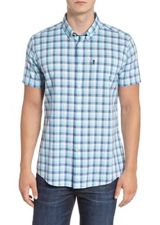 Barbour Barge Tailored Fit Short Sleeve Sport Short