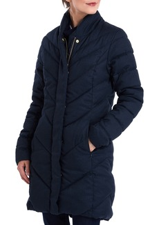 Barbour Barmack Chevron Quilted Coat