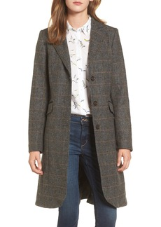 Barbour Barton Tailored Wool Tweed Jacket