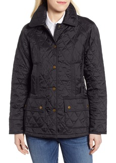 Barbour 'Beadnell - Summer' Quilted Jacket