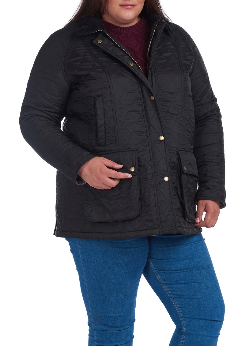 Barbour Beadnell Polarquilt Jacket (Plus Size)