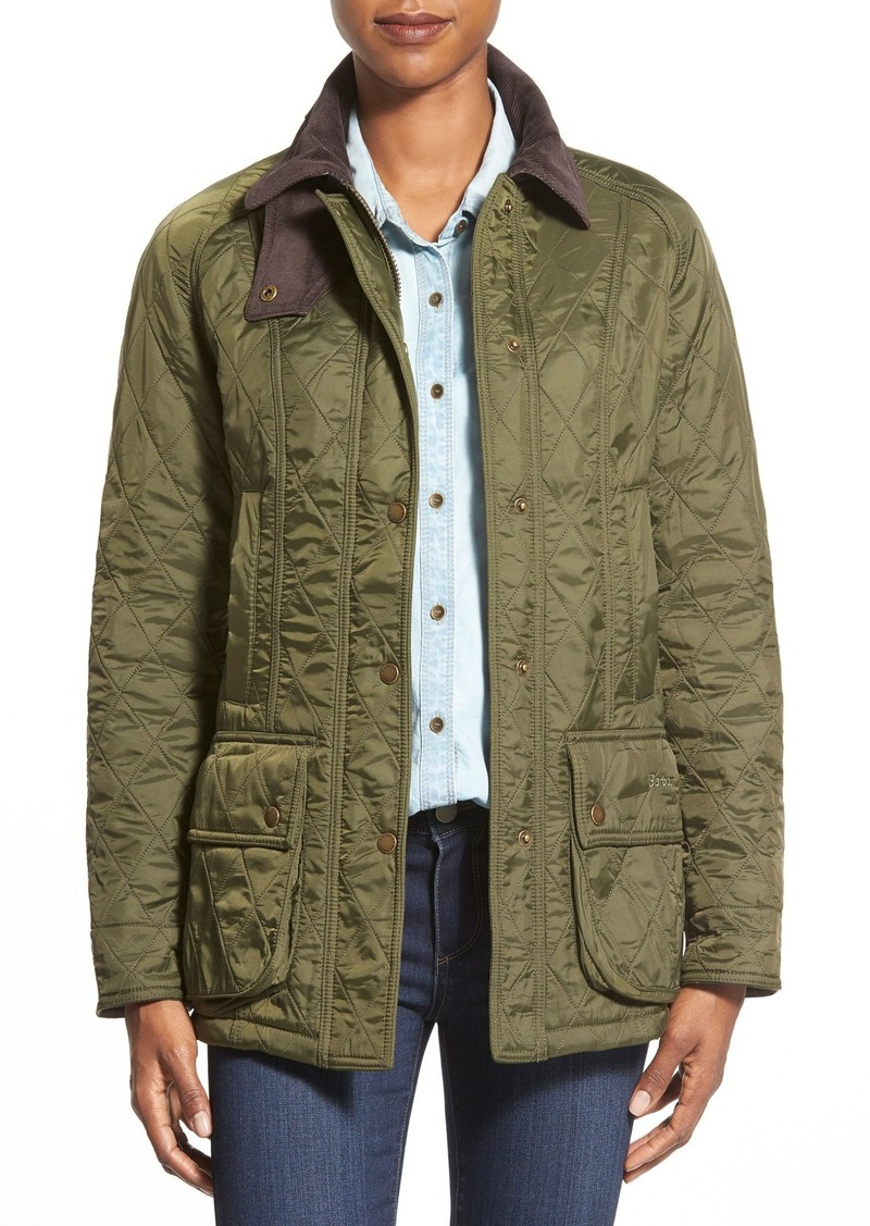 Barbour Barbour Beadnell Quilted Jacket Outerwear