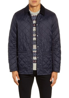 Barbour Blinter Water Resistant Quilted Jacket
