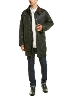 Barbour Border Wax Coat