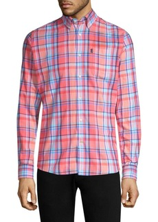 Barbour Bram Cotton Button-Down Shirt