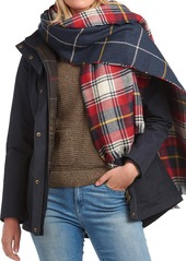 Barbour Brecon Reversible Check Scarf