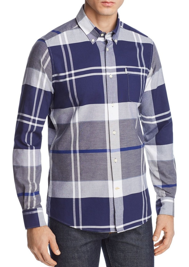 Barbour Brothwell Plaid Slim Fit Button-Down Shirt