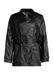 Barbour by Alexa Chung Agatha Waxed Cotton Jacket