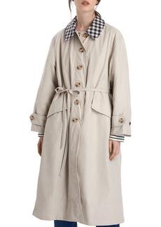 Barbour by ALEXACHUNG Glenda Casual Long Jacket