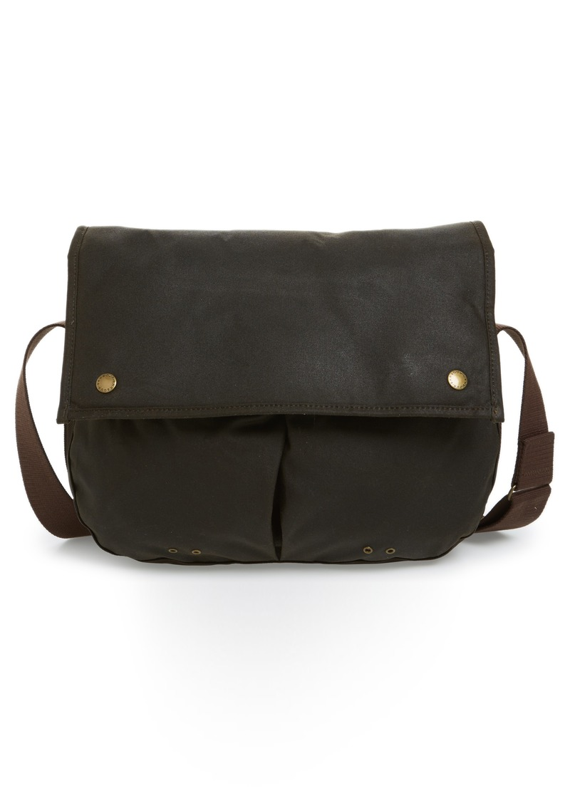 Barbour Cannich Taras Messenger Bag