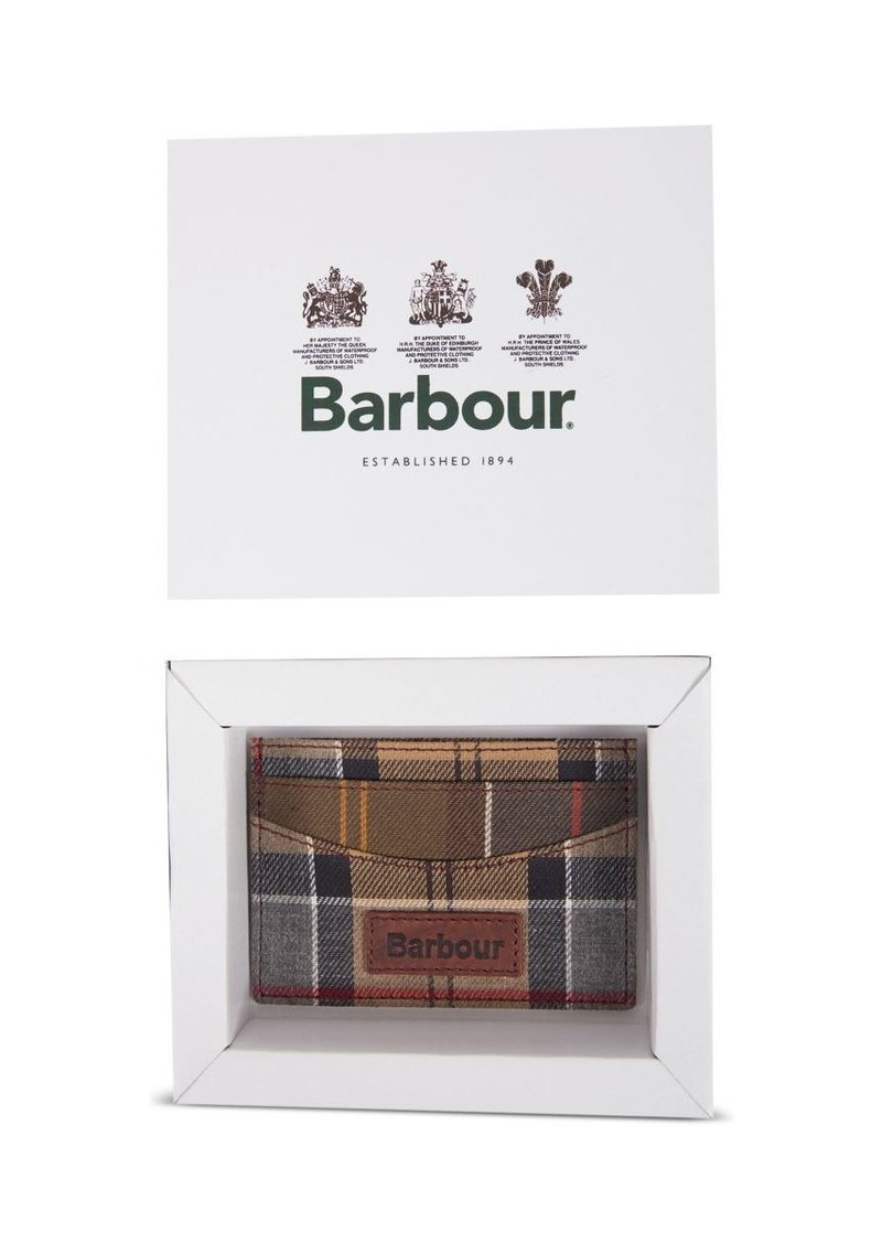 Barbour Card Holder