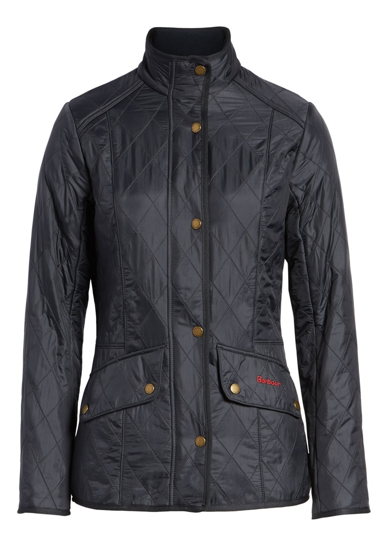 Barbour Cavalry Diamond Quilted Jacket