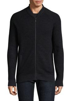 Barbour Chevron Wool Jacket