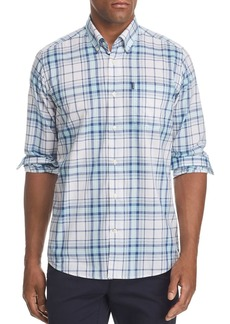 Barbour Christopher Plaid Regular Fit Button-Down Shirt