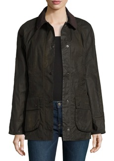 Barbour Classic Beadnell Wax Utility Jacket