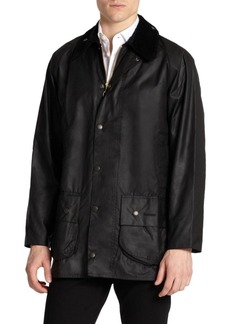 Barbour Corduroy Collar Bedale Jacket