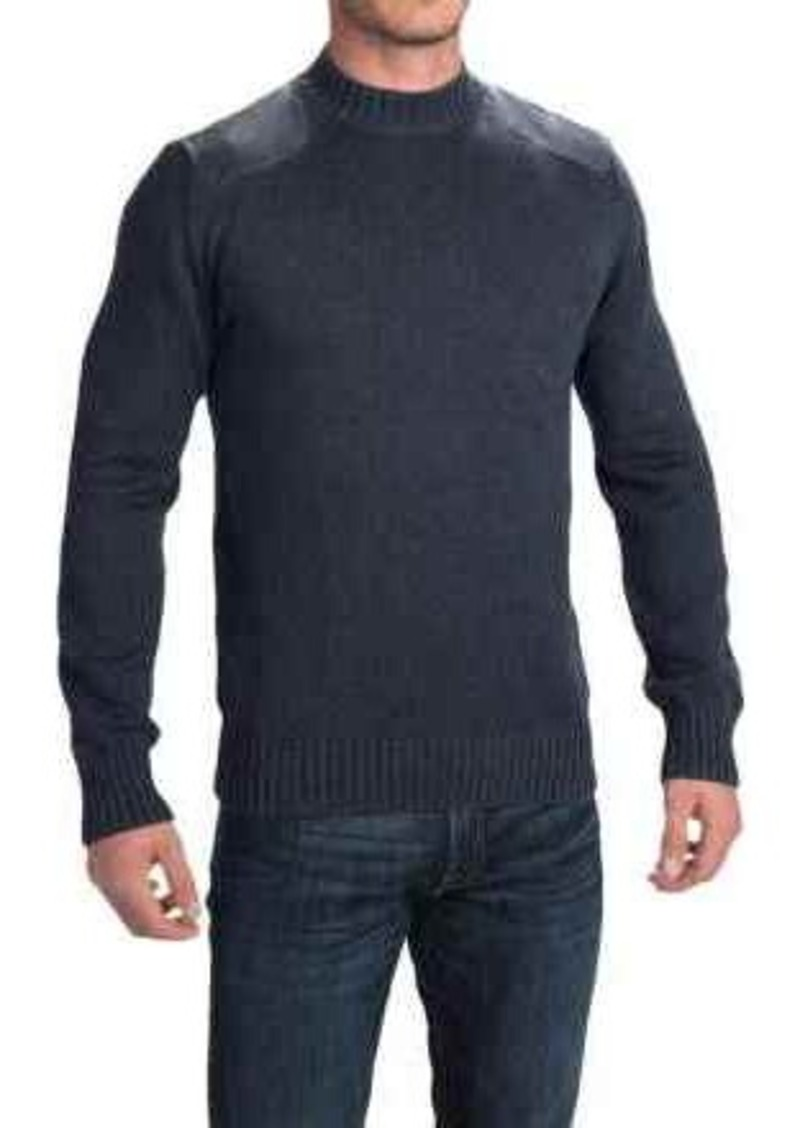Barbour Barbour Cotton Sweater - Crew Neck (For Men) | Casual ...